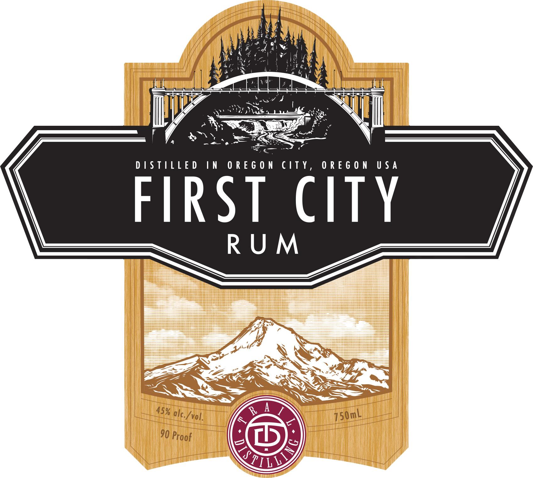 First City Rum